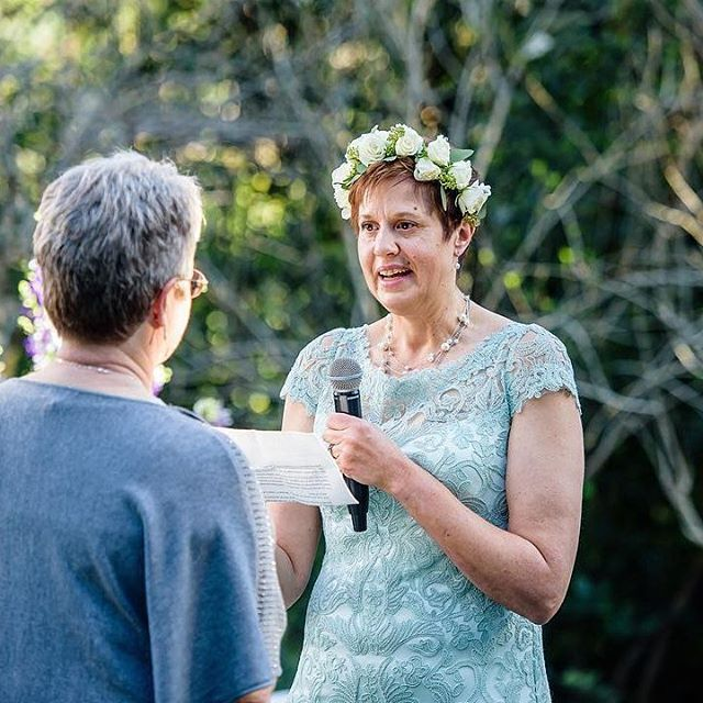 Lesbian weddings, Los Angeles Wedding Officiants