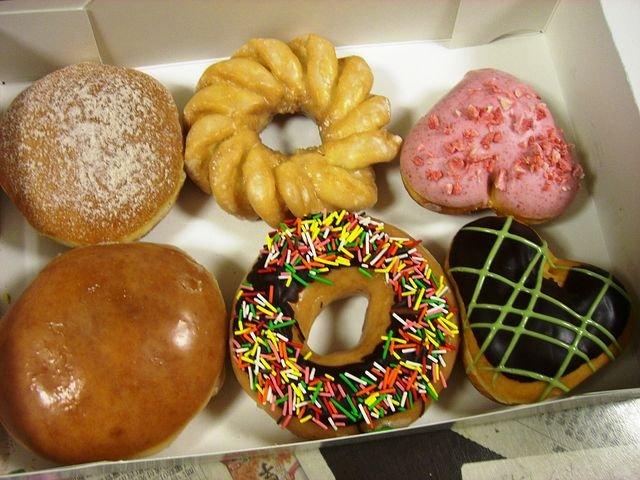 Donut bar, wedding