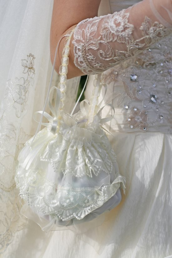Wedding handbags, Los Angeles wedding officiant s