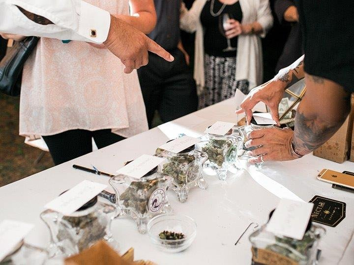 Cannabis bar, weed weddings, Los Angeles wedding officiant,  African-American Wedding Officiant