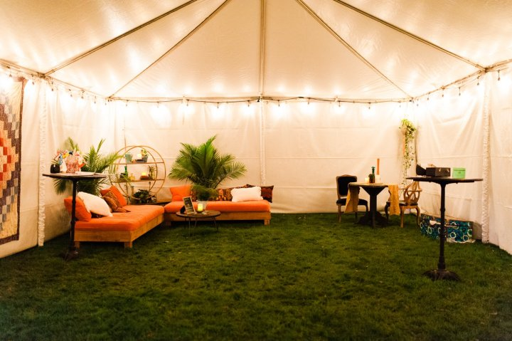 Weed tent, weed weddings,  420 weddings, cannabis ceremonies
