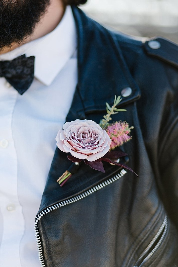 Motorcycle Elopement,  Los Angeles wedding officiant ph