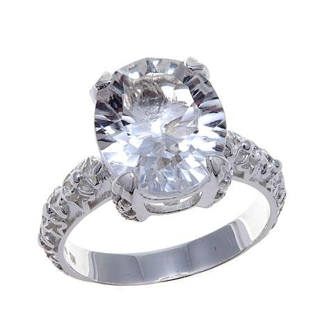 7 Quartz Alternatives To The Diamond Engagement Ring Talking Wed