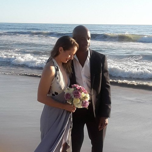 Beach elopements, Los Angeles Wedding Officiants