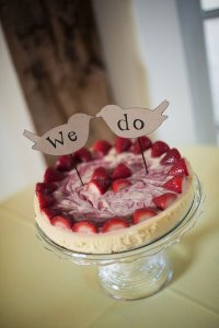 Wedding cheesecake, wedding pie, pi day, female wedding officiant